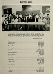 Page 15, 1965 Edition, Berne French Township High School - Our Yesterdays Yearbook (Berne, IN) online yearbook collection