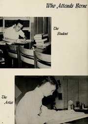 Page 8, 1965 Edition, Berne French Township High School - Our Yesterdays Yearbook (Berne, IN) online yearbook collection