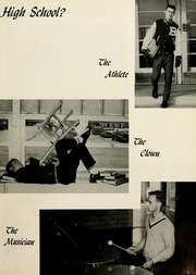 Page 9, 1965 Edition, Berne French Township High School - Our Yesterdays Yearbook (Berne, IN) online yearbook collection