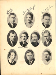 Page 12, 1939 Edition, Whitmer High School - Oracle Yearbook (Toledo, OH) online yearbook collection