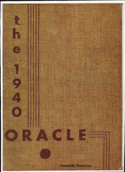 Page 1, 1940 Edition, Whitmer High School - Oracle Yearbook (Toledo, OH) online yearbook collection