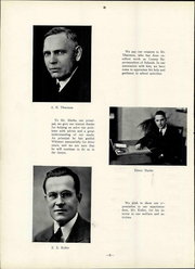 Page 10, 1940 Edition, Whitmer High School - Oracle Yearbook (Toledo, OH) online yearbook collection
