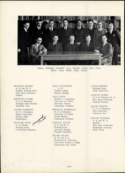 Page 12, 1940 Edition, Whitmer High School - Oracle Yearbook (Toledo, OH) online yearbook collection