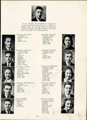 Page 15, 1940 Edition, Whitmer High School - Oracle Yearbook (Toledo, OH) online yearbook collection