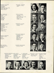 Page 17, 1940 Edition, Whitmer High School - Oracle Yearbook (Toledo, OH) online yearbook collection