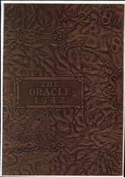 Page 1, 1942 Edition, Whitmer High School - Oracle Yearbook (Toledo, OH) online yearbook collection