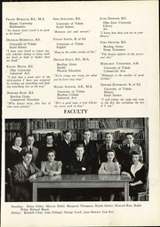 Page 17, 1942 Edition, Whitmer High School - Oracle Yearbook (Toledo, OH) online yearbook collection
