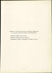Page 9, 1942 Edition, Whitmer High School - Oracle Yearbook (Toledo, OH) online yearbook collection