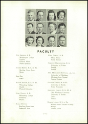 Page 16, 1943 Edition, Whitmer High School - Oracle Yearbook (Toledo, OH) online yearbook collection
