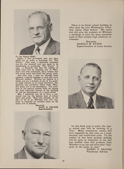 Page 10, 1953 Edition, Whitmer High School - Oracle Yearbook (Toledo, OH) online yearbook collection