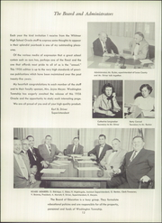 Page 16, 1956 Edition, Whitmer High School - Oracle Yearbook (Toledo, OH) online yearbook collection