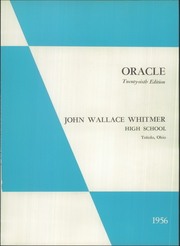 Page 5, 1956 Edition, Whitmer High School - Oracle Yearbook (Toledo, OH) online yearbook collection