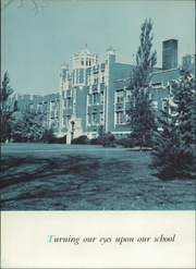 Page 6, 1956 Edition, Whitmer High School - Oracle Yearbook (Toledo, OH) online yearbook collection