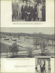 Page 11, 1960 Edition, Whitmer High School - Oracle Yearbook (Toledo, OH) online yearbook collection