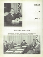Page 16, 1960 Edition, Whitmer High School - Oracle Yearbook (Toledo, OH) online yearbook collection