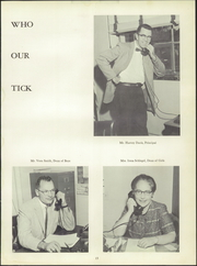 Page 17, 1960 Edition, Whitmer High School - Oracle Yearbook (Toledo, OH) online yearbook collection