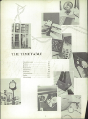 Page 8, 1960 Edition, Whitmer High School - Oracle Yearbook (Toledo, OH) online yearbook collection