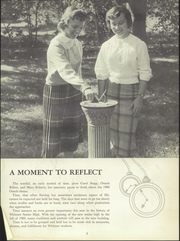 Page 9, 1960 Edition, Whitmer High School - Oracle Yearbook (Toledo, OH) online yearbook collection