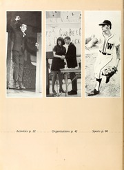 Page 6, 1971 Edition, Whitmer High School - Oracle Yearbook (Toledo, OH) online yearbook collection