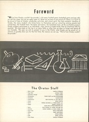Page 16, 1957 Edition, Henry Grady High School - Orator Yearbook (Atlanta, GA) online yearbook collection