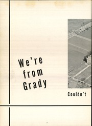 Page 6, 1957 Edition, Henry Grady High School - Orator Yearbook (Atlanta, GA) online yearbook collection