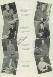 Page 10, 1949 Edition, Wyoming Park High School - Orbit Yearbook (Wyoming, MI) online yearbook collection