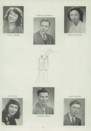 Page 17, 1949 Edition, Wyoming Park High School - Orbit Yearbook (Wyoming, MI) online yearbook collection