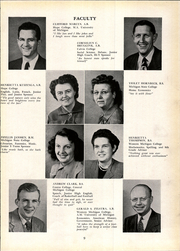 Page 11, 1950 Edition, Wyoming Park High School - Orbit Yearbook (Wyoming, MI) online yearbook collection