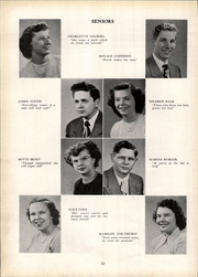 Page 14, 1950 Edition, Wyoming Park High School - Orbit Yearbook (Wyoming, MI) online yearbook collection
