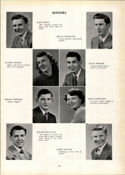 Page 15, 1950 Edition, Wyoming Park High School - Orbit Yearbook (Wyoming, MI) online yearbook collection