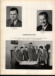 Page 6, 1950 Edition, Wyoming Park High School - Orbit Yearbook (Wyoming, MI) online yearbook collection