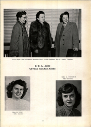 Page 7, 1950 Edition, Wyoming Park High School - Orbit Yearbook (Wyoming, MI) online yearbook collection