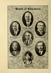 Page 16, 1923 Edition, Battle Creek Central High School - Paean Yearbook (Battle Creek, MI) online yearbook collection