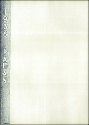 Page 14, 1936 Edition, Battle Creek Central High School - Paean Yearbook (Battle Creek, MI) online yearbook collection