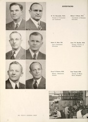 Page 12, 1947 Edition, Battle Creek Central High School - Paean Yearbook (Battle Creek, MI) online yearbook collection
