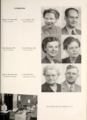 Page 13, 1947 Edition, Battle Creek Central High School - Paean Yearbook (Battle Creek, MI) online yearbook collection