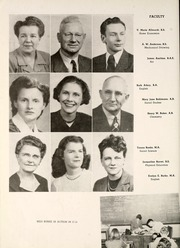 Page 14, 1947 Edition, Battle Creek Central High School - Paean Yearbook (Battle Creek, MI) online yearbook collection