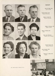 Page 16, 1947 Edition, Battle Creek Central High School - Paean Yearbook (Battle Creek, MI) online yearbook collection