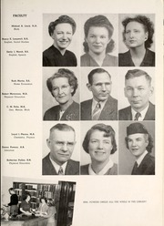 Page 17, 1947 Edition, Battle Creek Central High School - Paean Yearbook (Battle Creek, MI) online yearbook collection