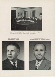Page 11, 1951 Edition, Battle Creek Central High School - Paean Yearbook (Battle Creek, MI) online yearbook collection