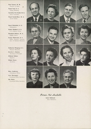 Page 15, 1951 Edition, Battle Creek Central High School - Paean Yearbook (Battle Creek, MI) online yearbook collection