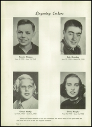 Page 10, 1953 Edition, Battle Creek Central High School - Paean Yearbook (Battle Creek, MI) online yearbook collection