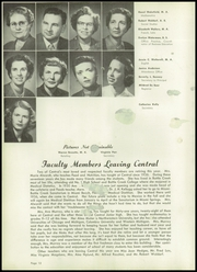 Page 16, 1953 Edition, Battle Creek Central High School - Paean Yearbook (Battle Creek, MI) online yearbook collection