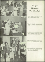Page 17, 1953 Edition, Battle Creek Central High School - Paean Yearbook (Battle Creek, MI) online yearbook collection