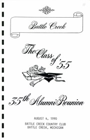 Page 3, 1955 Edition, Battle Creek Central High School - Paean Yearbook (Battle Creek, MI) online yearbook collection