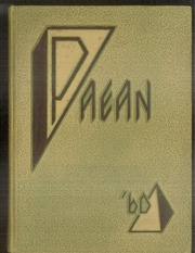 1960 Edition, Battle Creek Central High School - Paean Yearbook (Battle Creek, MI)