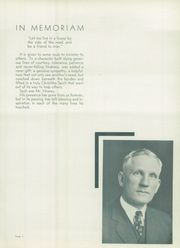 Page 7, 1934 Edition, Defiance High School - Panorama Yearbook (Defiance, OH) online yearbook collection