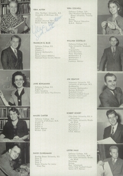 Page 14, 1947 Edition, Defiance High School - Panorama Yearbook (Defiance, OH) online yearbook collection