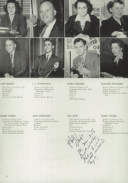 Page 16, 1947 Edition, Defiance High School - Panorama Yearbook (Defiance, OH) online yearbook collection