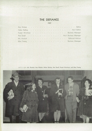 Page 5, 1947 Edition, Defiance High School - Panorama Yearbook (Defiance, OH) online yearbook collection